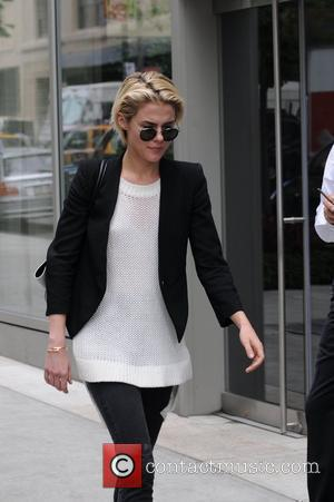 Actress Rachael Taylor returns to her SoHo hotel in Manhattan New York City, USA - 22.05.12