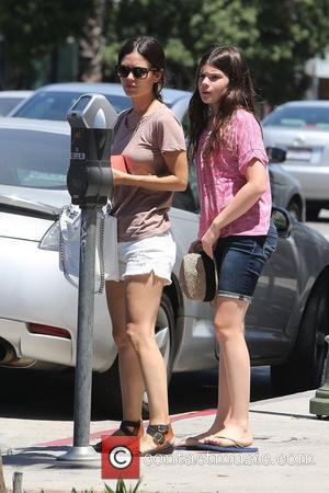 Actress Rachel Bilson  seen with her sister shopping at T.J.Maxx.  Los Angeles, California - 09-07-12