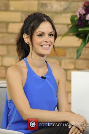 Rachel Bilson   appears on The Marilyn Denis Show promoting Magnum Mini ice cream bar and discuss her fashion...