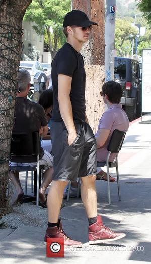 Hayden Christensen out and about in Los Feliz Los Angeles, California - 29.08.12