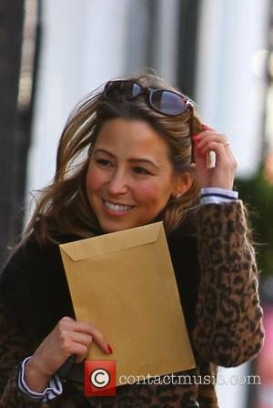 Rachel Stevens out and about in Primrose Hill London, England - 20.12.11,