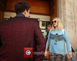 Fearne Cotton and Nick Grimshaw
