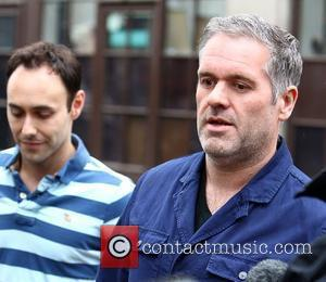 Chris Moyles Walks Out On Nick Grimshaw During Breakfast Show