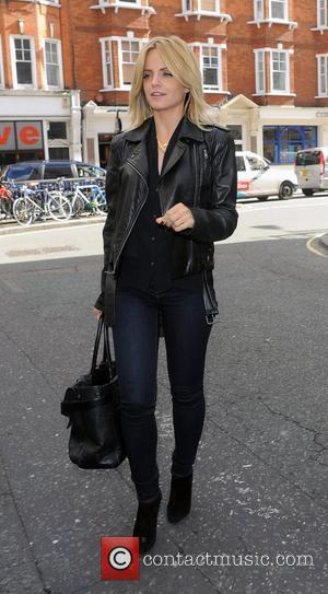 Mena Suvari out and about shortly after leaving the BBC Radio 1 Studios where she was promoting her new movie...
