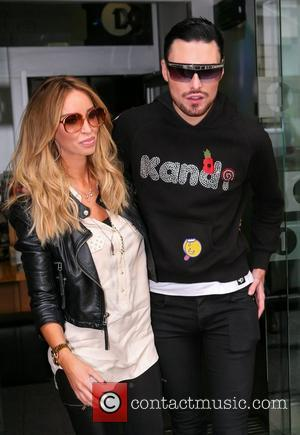 Lauren Pope and Rylan Clark