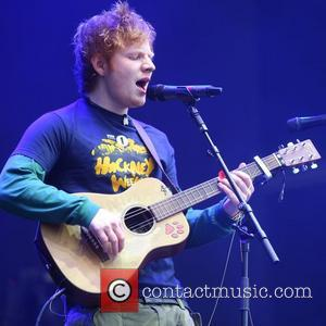 Ed Sheeran Marks Gigs With Special Tattoos