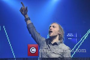 David Guetta Renews Wedding Vows