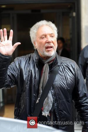 Tom Jones: 'I Want To Die On Stage'