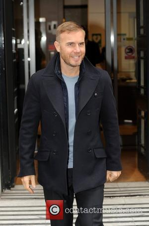 Gary Barlow In Flight Scare