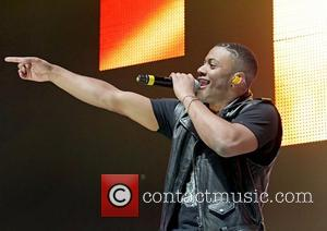 Oritse Williams and Liverpool Echo Arena