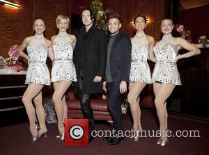 Alina Duncan, Mary Cavett, Dmitry Sholokhov, K, Christopher Palu, T. Wilson, Naomi Kakuk and Radio City Music Hall
