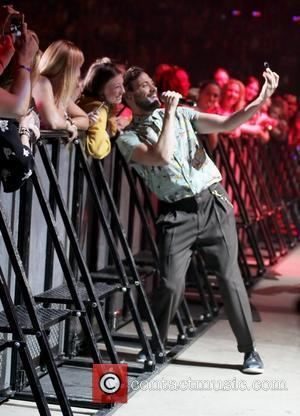 Will Young Radio City Live at Liverpool Echo Arena - Performances Liverpool, England - 21.07.12
