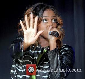 Alexandra Burke Radio City Live at Liverpool Echo Arena - Performances Liverpool, England - 21.07.12