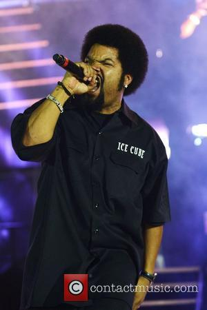 Ice Cube performs at the Radio One Festival At Klipsch Amphitheater at Bayfront Park  Miami, Florida - 07.07.12