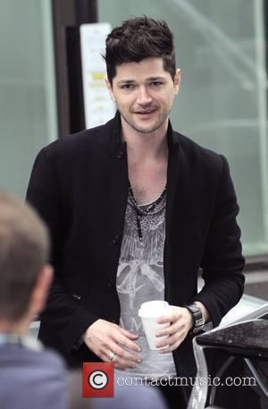 Danny O'donoghue Overcame Love Split With The Script Studio Sessions