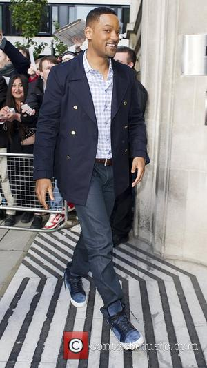 Will Smith Gets Sporty With British Olympics Hopefuls