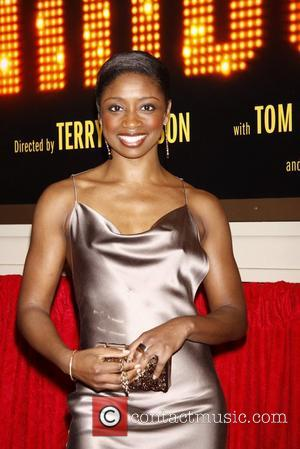 Montego Glover Broadway opening night of 'End Of The Rainbow' at the Belasco Theatre - Arrivals. New York City, USA...