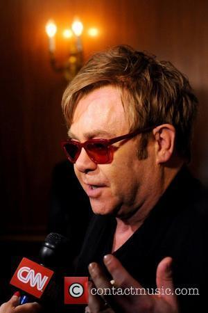 Elton John and Tom Hanks