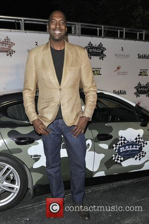 John Salley  Rally For Kids 'The Qualifiers' Celebrity Draft Party held at Muzik.  Toronto, Canada - 21.09.12