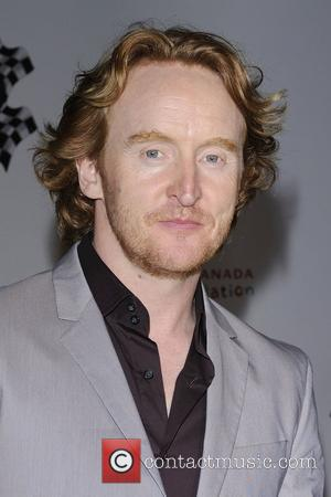 Tony Curran  Rally For Kids 'The Qualifiers' Celebrity Draft Party held at Muzik.  Toronto, Canada - 21.09.12