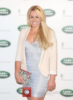 Chemmy Alcott The Range Rover global launch party held at the Royal Ballet school - Arrivals London, England - 06.09.12