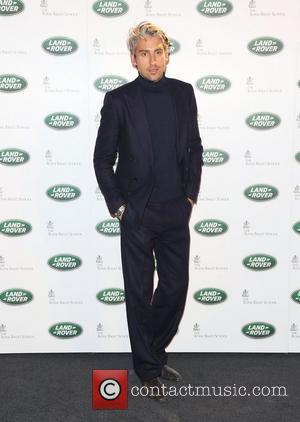George Lamb The Range Rover global launch party held at the Royal Ballet school - Arrivals London, England - 06.09.12