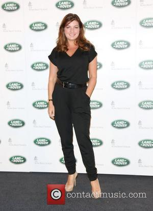 Karren Brady The Range Rover global launch party held at the Royal Ballet school - Arrivals London, England - 06.09.12