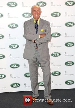 Len Goodman The Range Rover global launch party held at the Royal Ballet school - Arrivals London, England - 06.09.12