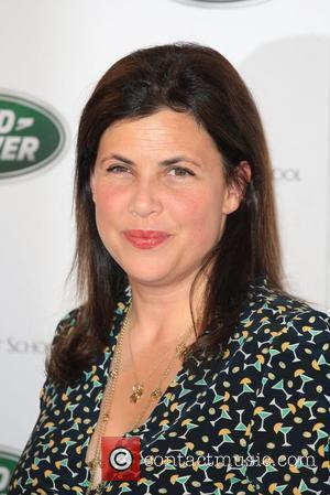Kirstie Allsopp The Range Rover global launch party held at the Roayl Ballet school - Arrivals London, England - 06.09.12