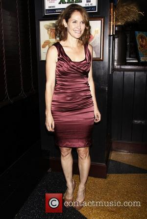 Amy Brenneman  The premiere after party for 'Rapture, Blister, Burn' held at Heartland Brewery New York City, USA –...