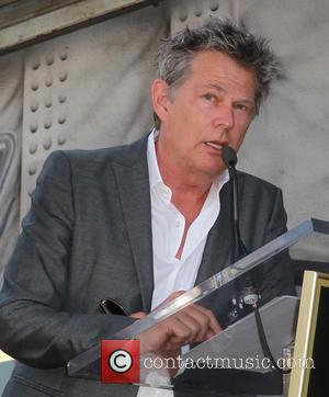 David Foster  Rascal Flatts honored with star on the Hollywood Walk of Fame on Hollywood Boulevard Los Angeles, California...