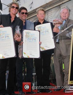 Rascal Flatts, Joe Don Rooney, Jay DeMarcus and Gary LeVox