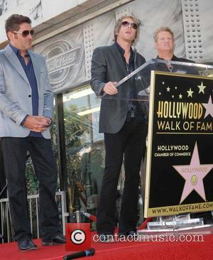 Rascal Flatts, Joe Don Rooney, , Jay DeMarcus, Gary LeVox  Rascal Flatts honored with star on the Hollywood Walk...