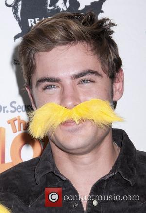 Efron Hopes To Teach Kids About Green Issues With The Lorax
