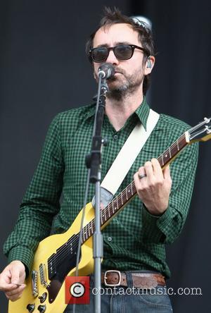 James Mercer of the The Shins Reading Festival - Day One-Performances Reading, England - 25.08.12