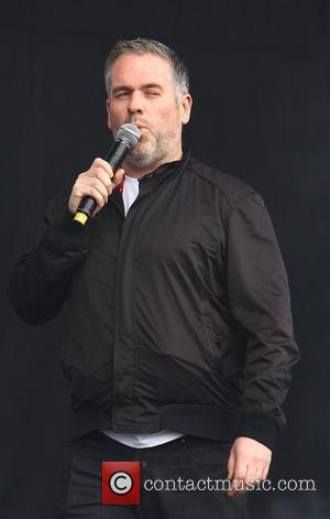 Chris Moyles introduces The Kaiser Chiefs. According to an eyewitness, Moyles stated that he used to be the Radio 1...
