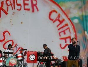 Nick Hodgson, Kaiser Chiefs, Ricky Wilson and Leeds & Reading Festival