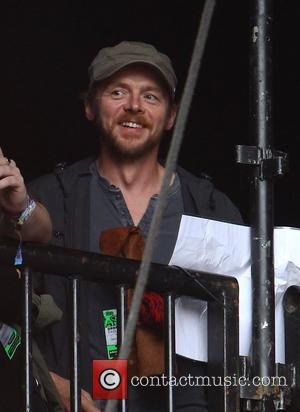 Simon Pegg, Eagles Of Death Metal, The Eagles, Leeds & Reading Festival and Reading Festival