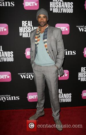 Boris Kodjoe BET Networks' 'Real Husbands of Hollywood' and 'Second Generation Wayans' held at the Regal Cinemas L.A. Live...
