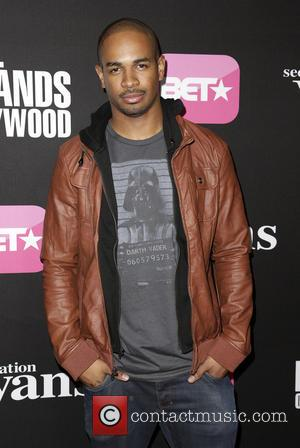 Damon Wayans Jr. BET Networks' 'Real Husbands of Hollywood' and 'Second Generation Wayans' held at the Regal Cinemas L.A. Live...