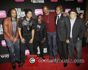 Damon Wayans Jr, Damien Dante Wayans, Kevin Hart, Keenen Ivory Wayans and Chris Spencer
