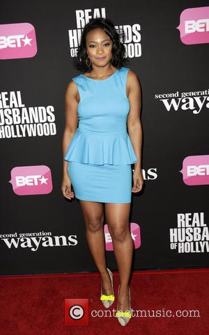 Tatyana Ali BET Networks' 'Real Husbands of Hollywood' and 'Second Generation Wayans' held at the Regal Cinemas L.A. Live...