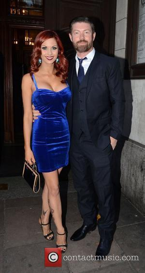 Jessica Jane Clement and Lee Stafford National Reality Television Awards 2012 held at the Porcester Hall - Outside London, England...