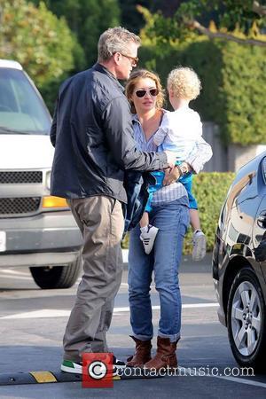 Rebecca Gayheart, Eric Dane and Billie