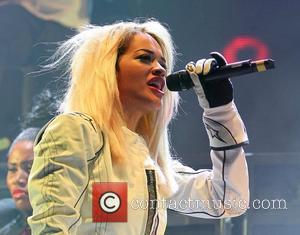 Rita Ora, Major Lazer, Red Bull Culture Clash, Wembley Arena. London and England