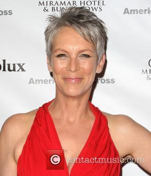 Jamie Lee Curtis American Red Cross Annual Red Tie Affair held at Fairmont Miramar Hotel Santa Monica, California - 21.04.12