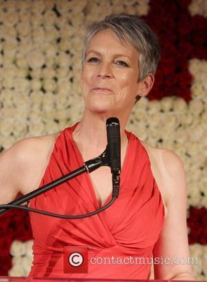 Jamie Lee Curtis American Red Cross Annual Red Tie Affair held at Fairmont Miramar Hotel - Show Santa Monica, California...