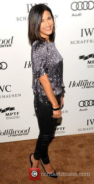 Julia Jones  2nd Annual Reel Stories, Real Lives benefiting The Motion Picture & Television Fund - Arrivals Los Angeles,...