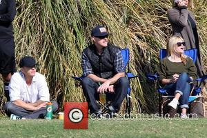 Ryan Phillippe, Jim Toth and Reese Witherspoon