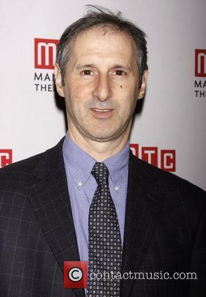 Richard Topol  Opening night after party for the MTC production of 'Regrets', held at Beacon restaurant.  New York...